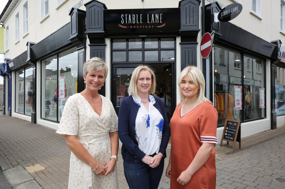 Fashion savvy duo's eye for style drives business success