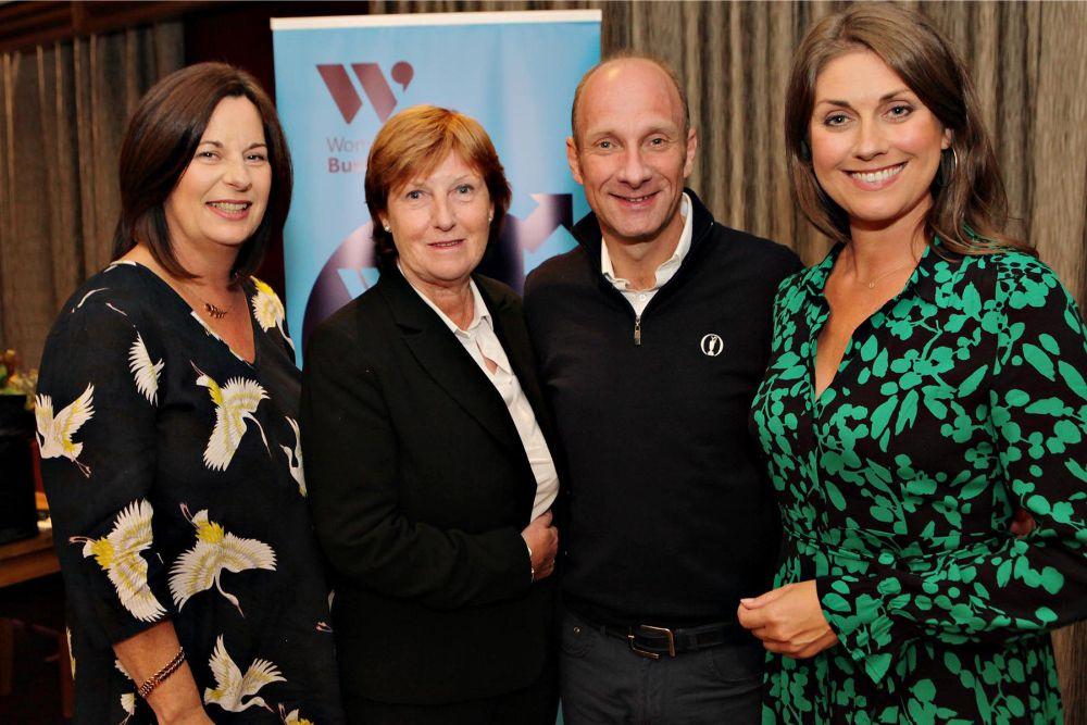 Wilma Erskine: Driving Success at Royal Portrush
