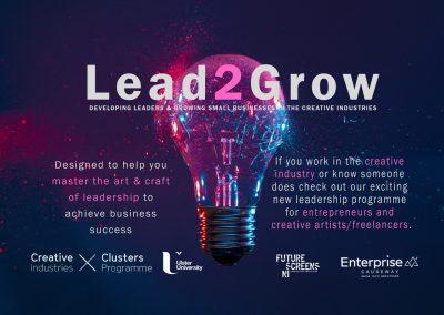 Lead2Grow Leadership Development Programme