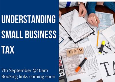 Understanding small business tax – ENIPlus 07/09/2021