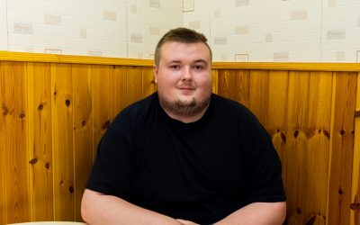 Young Entrepreneur Makes Success Of Coleraine Cafe